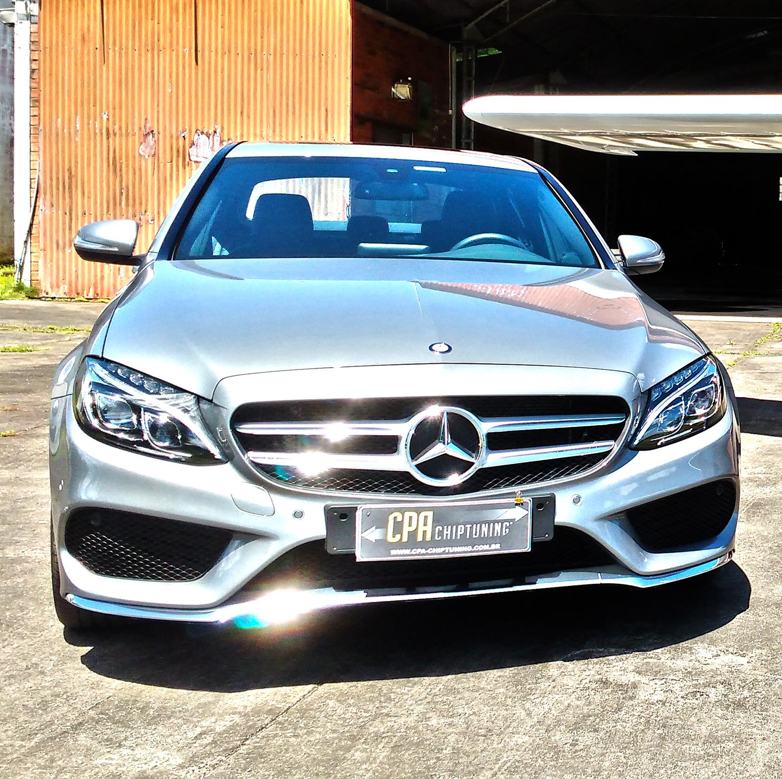 Chiptuning Im Test: Mercedes C-Klasse (W205) C250