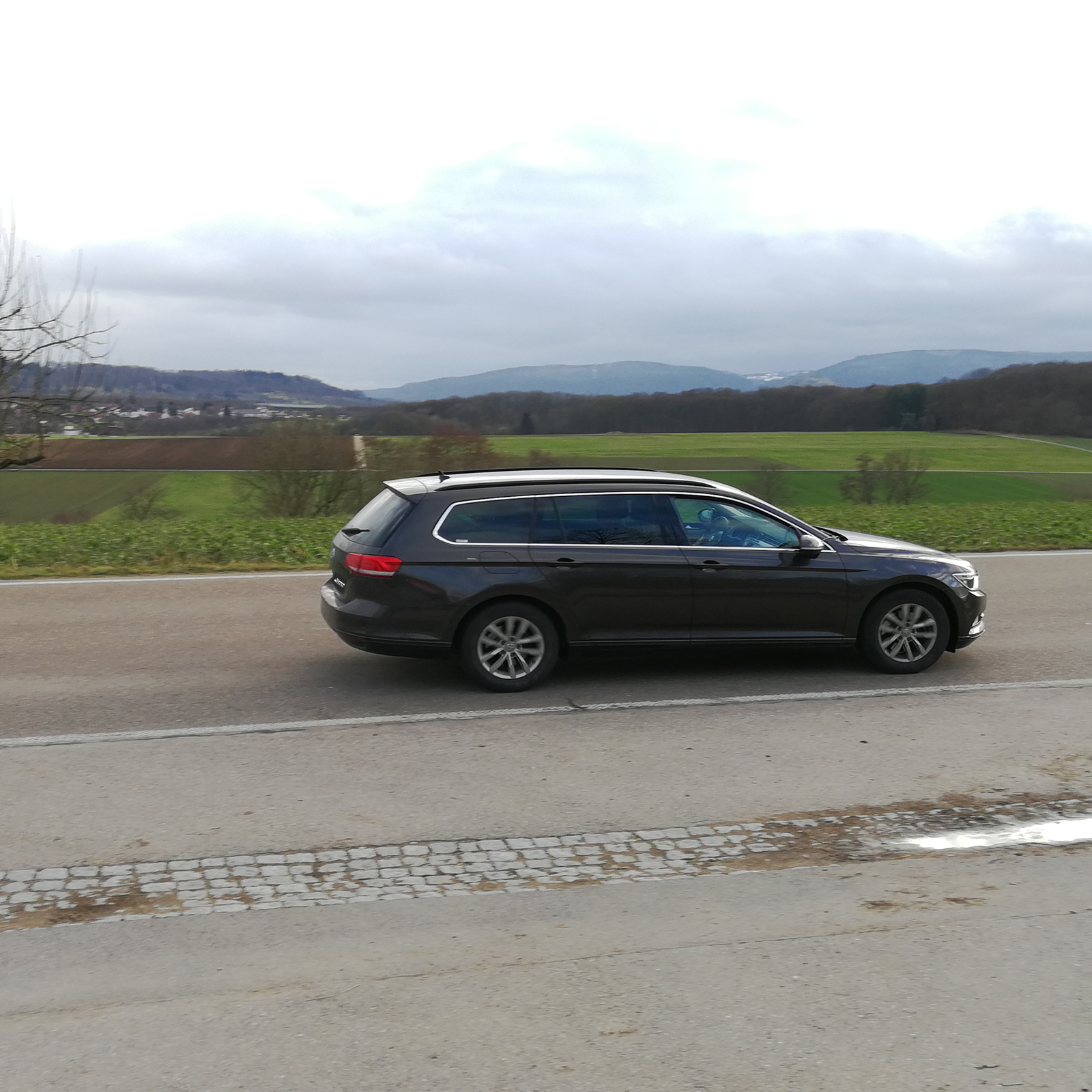 VW Passat 2.0 TDI SCR BlueMotion