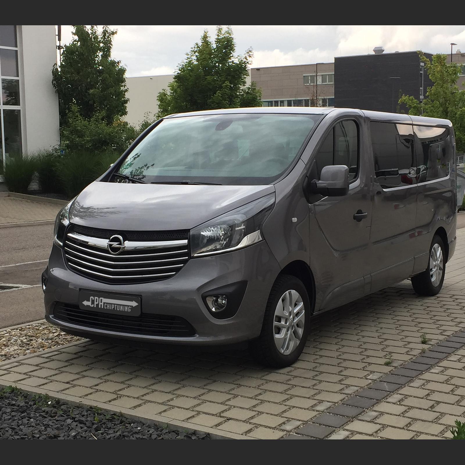 Onwijs Chiptuning Mehr Power für das Nutzfahrzeug: Tuning Opel Vivaro 1.6 QA-74